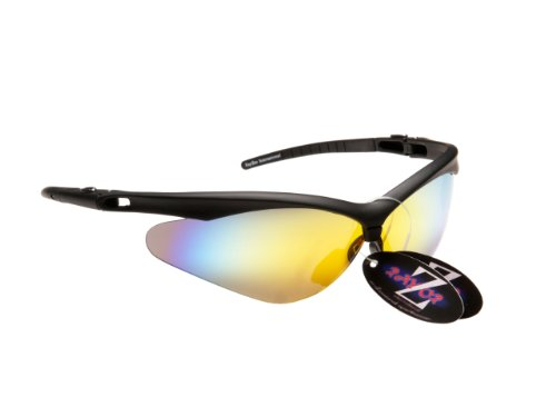 RayZor Ski Snowboarding Goggles | Anti Fog, UV400 bescherming, geventileerd skiën en snowboard bril | Comfortabel, onbreekbaar voor ski's, sneeuwscooters, snowboards | Anti Glare Vented Sneeuwkleding