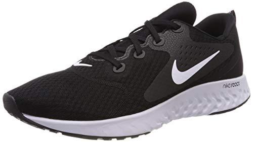 Nike Men's Legend React Running Shoe Black White