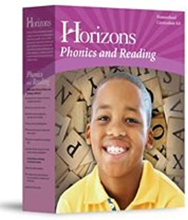 Horizons Phonics and Reading Homeschool Curriculum Kit (Grade 3)