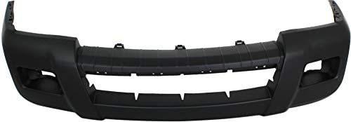 Front Bumper Cover Compatible with 2006 2010 Mercury Mountaineer Primed CAPA product image