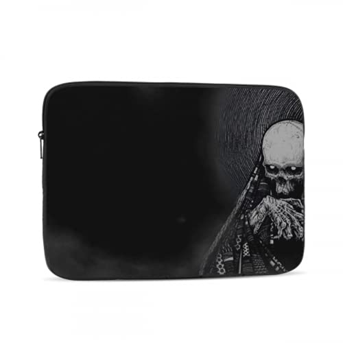 Mac Pro Case Dark Horror Skeleton Skull Occult Evil 5000x3000 Macbook Pro 2016 Case Multi-Color & Size Choices10/12/13/15/17 Inch Computer Tablet Briefcase Carrying Bag