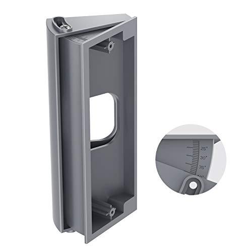 Rotating Bracket for Doorbell Camera, UOKIER Adjustable Rotating Bracket