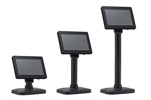 Ardax - MP070UG LED, USB, 7 Zoll Monitor für POS, schwarz