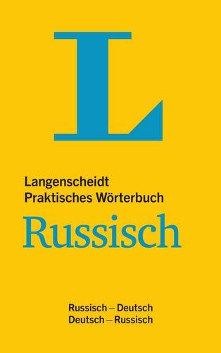 Langenscheidt Praktisches Wörterbuch Russisch - für Alltag und Reise: Russisch-Deutsch/Deutsch-Russisch (Langenscheidt Praktische Wörterbücher)
