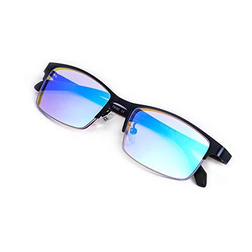 Colorblind Glasses for Men All Color Blindness Glasses,Halfframe