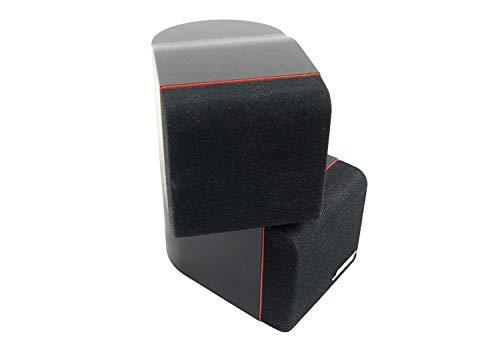 Bose Acoustimass Series II Doppelcube Lautsprecher mit roten Rand