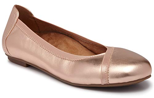 Vionic Women's Spark Caroll Ballet Flat - Ladies Dress