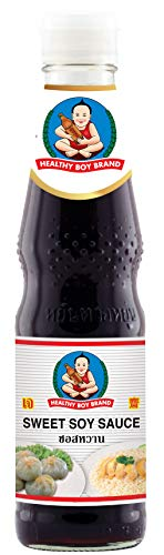 Healthy Boy Thai Sweet Soy Sauce (White Label), 14 Ounces, Product of Thailand (Pack of 1)soy sauce14.0Ounce1