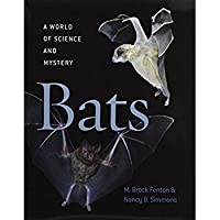 Bats: A World of Science and Mystery【洋書】 [並行輸入品]