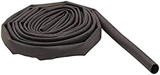 Heat shrink tube for protect and repair cables - 6 Mm inner diameter - ( Compatible IPhone Cables ) - 1 Meter - Black