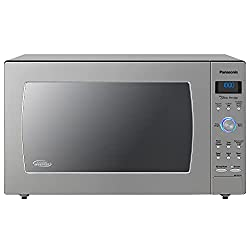 cheap Panasonic Countertop / Cyclone Wave Inverter Technology and 1250W Built-in Microwave …