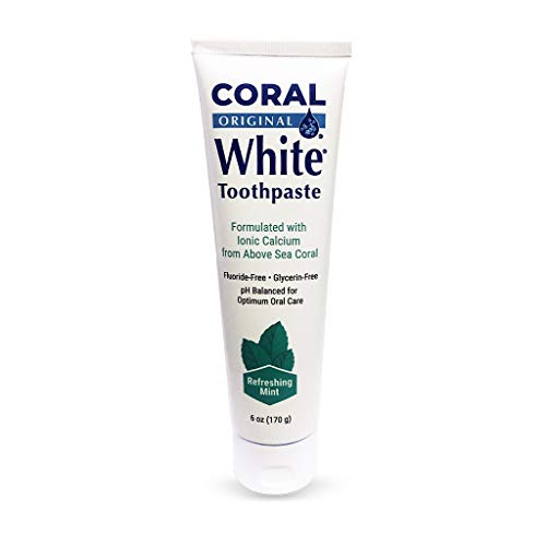 Coral Beauty Toothpaste