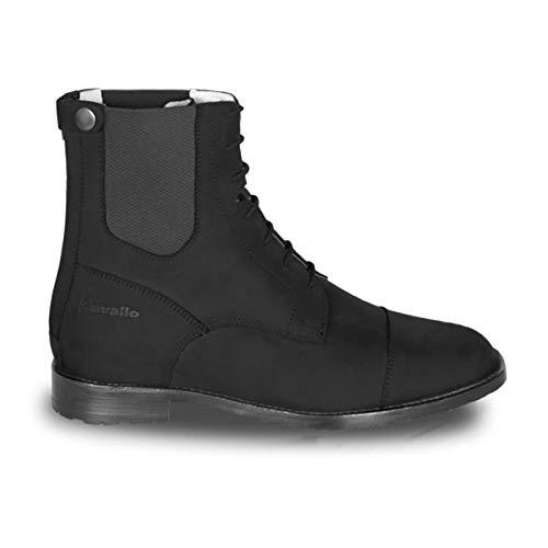 Cavallo Stiefelette Paddock Pro Nubuk   Farbe: schwarz   Größe: 4