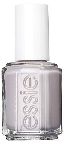 Essie Nagellack für farbintensive Fingernägel, Nr. 493 without a stitch, Grau, 13,5 ml