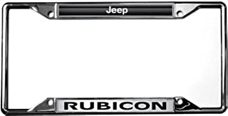 Best rubicon license plate frame Reviews