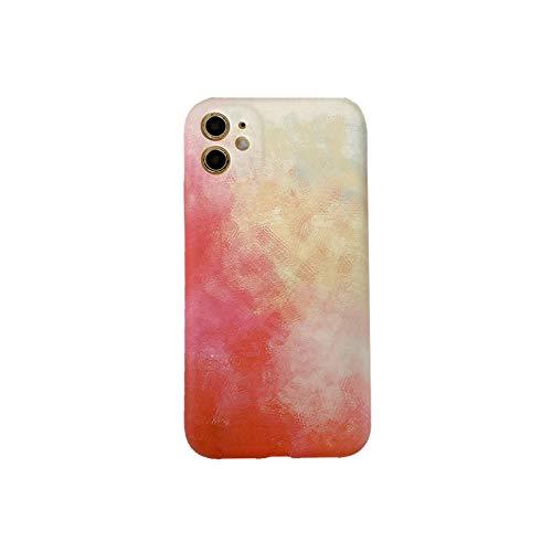 Henraly - Carcasa para iPhone 12 Mini 11 Pro XS Max XR X 7 8 Plus se 2020 fundas antigolpes para el agua Ding-PP307-2-For-iphone8