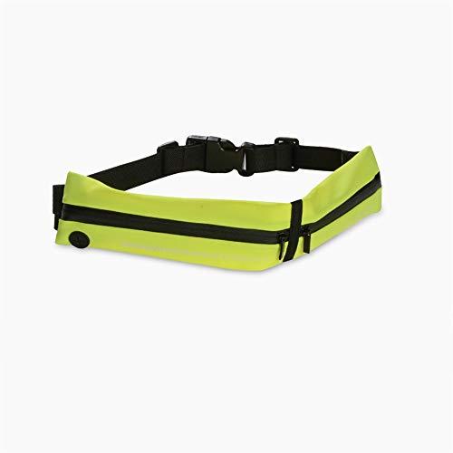 ILYO Poches de Sport en Plein air Ultra-Mince Invisible Double Bouche Petites Poches randonnée Fitness étanche Sac de téléphone Portable