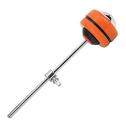 Baqueta, batidor de tambor, principiantes musicales para profesionales(orange)
