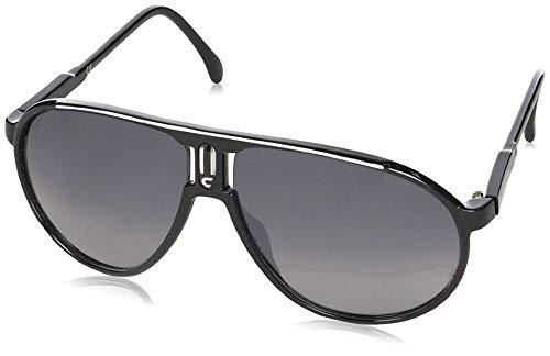 Sunvision - Gafas de Sol Estilo Carrera Champion, Color Negro