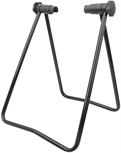 study table Bicycle Mounting Stand Cycling Bike Repair Parking Folding Wheel Stand Kickstand Holder for Folding Bikes Mountain Bikes Road Bikes