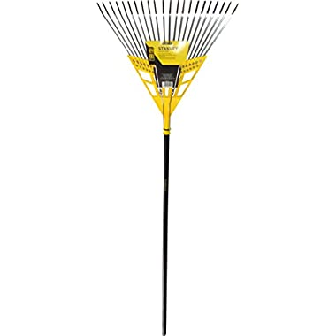 Stanley BDS7221 22-Tines Poly Rake