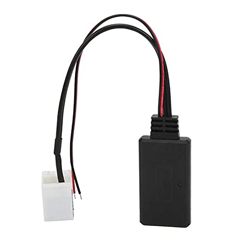 RJJX Coche Bluetooth Stereo Radio AUX Cable Adaptador RD4 Módulo Ajuste para Citroen C2 C3 C4 C5 C6 Berliny Fit para Peugeot 207 307 308 407 1007