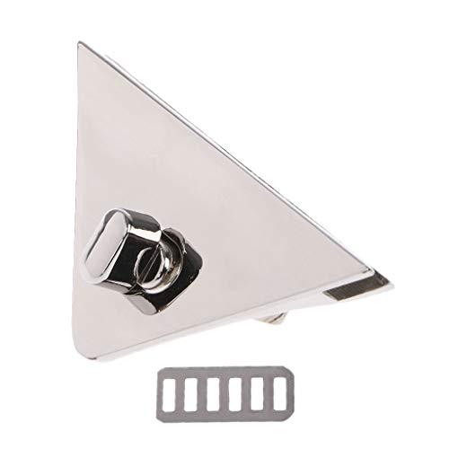 Exing Drehverschluss Für Taschen Zubehör Für Taschenherstellung Taschen Nähen Dreieck Form