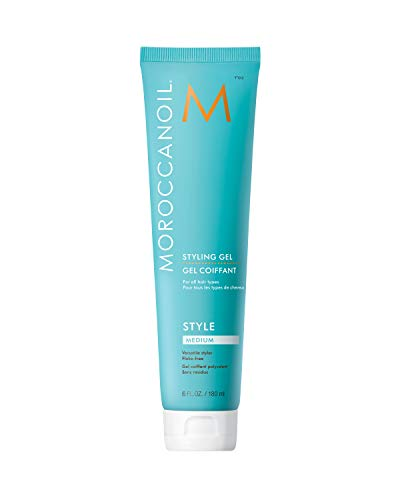 Moroccanoil Styling Gel ,Medium , 1er Pack (1 x 180 ml)