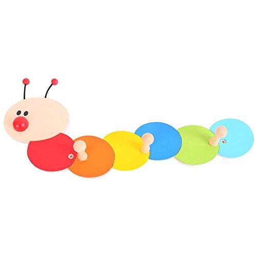Bigjigs Toys Appendiabiti (Bruco)