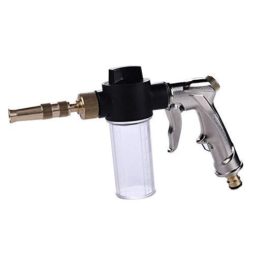 AFGH Pistola Manguera Jardin Pistola de Lavado de Coches máquina automática de Espuma de Agua Pistola de Limpieza Lavadora de Alta presión Coche hogar jardín Lavado Pistola de Espuma Pistola Pistola