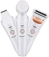 Electric Razor for Women,inkint Lady Razor Portable Hair Removal Bikini Trimmer Cordless Painless Women Electric Shaver for Legs Underarms Armpit Arm Bikini Line