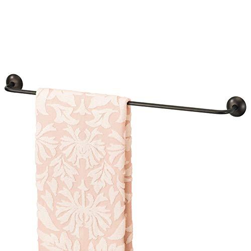 iDesign Classico Towel Bar, Bronze