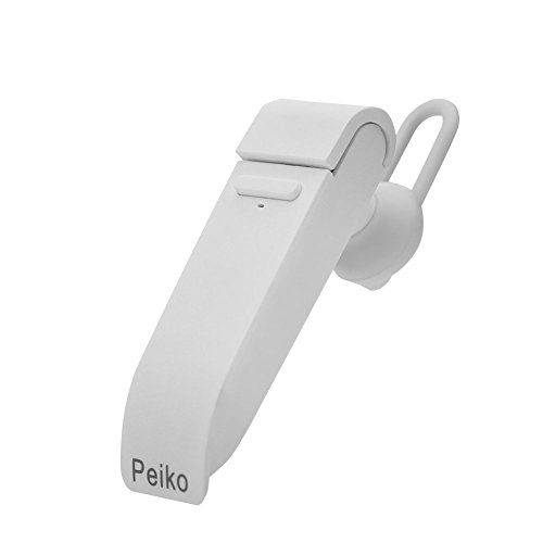 Zerone Smart Translator Bluetooth Ohrhörer Unterstützung 22 Sprachen Intelligente App Online-Übersetzung Wireless Bluetooth Kopfhörer (weiß)