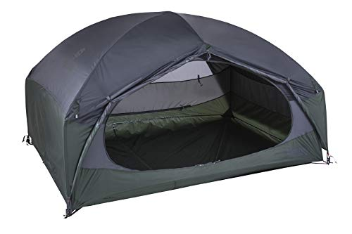 Marmot Unisex's Limelight 2P Ultralight 2 Person, Small 2 Man Trekking, Camping Tent, Absolutely Waterproof, Cinder/Crocodile