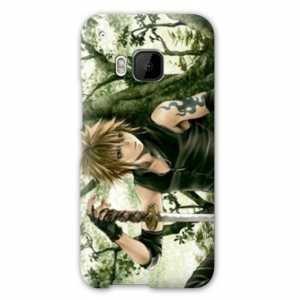 Coque pour HTC One M9 Manga - Divers - Bois N