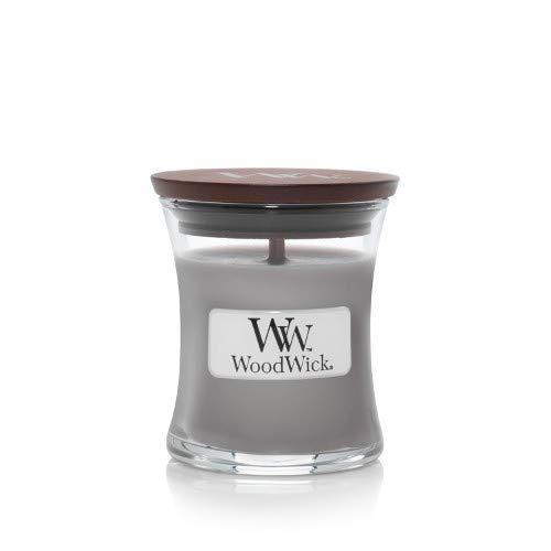Woodwick Candle, hout, mini