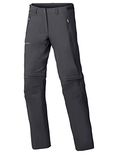 Vaude Farley ZO T STRETCH Pantalon pour femme gris (iron) 36/XS-Long