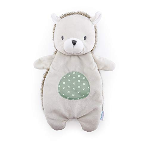 Ingenuity Premium Soft Plush Soothing Bean Bag Lovey, Farrow the Hedgehog, Ages Newborn and up