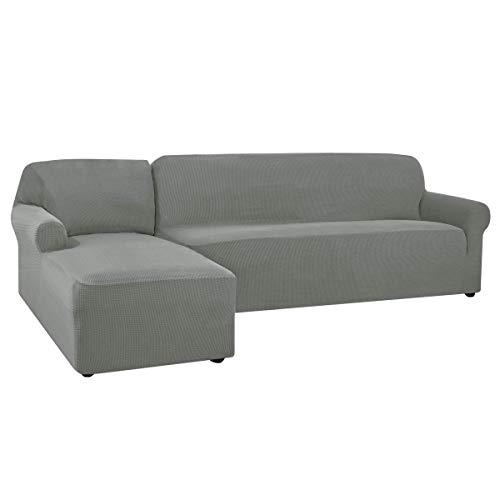 CHUN YI Funda para Sofa Chaise Long Izquierdo