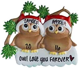 personalized mall ornaments