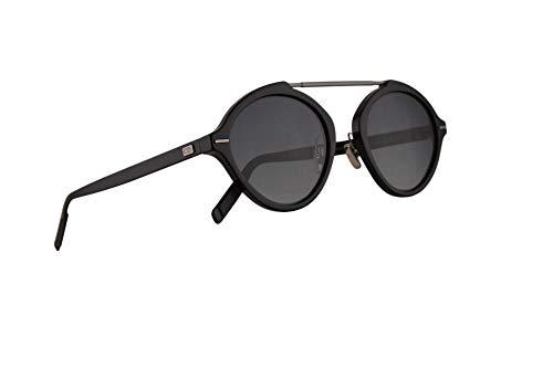 Dior Christian Homme DiorSystem Gafas De Sol Negras Con Lentes Gris Degradado 49mm SUB9O System System/S DiorSystem/S