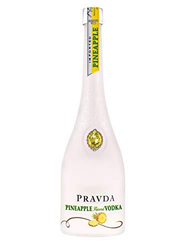 Pravda PINEAPPLE Flavored Vodka 37,5% - 700 ml