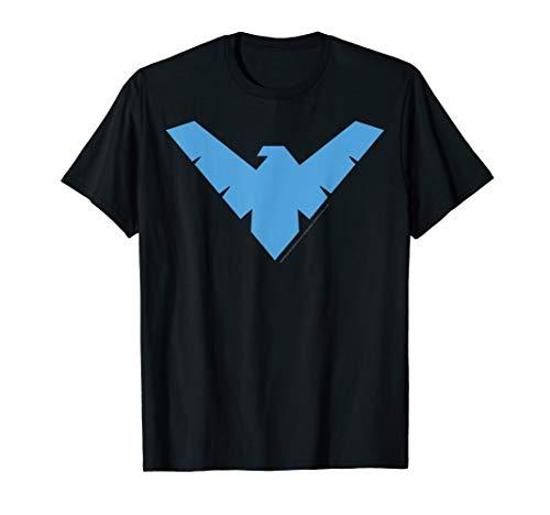 DC Comics Nightwing Classic Logo T-Shirt