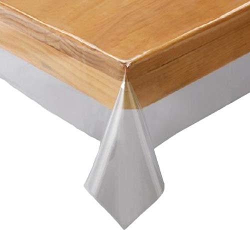 川島織物セルコン テーブルクロス クリア 150×230cm