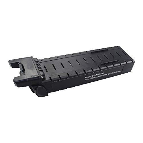 Bascar 7.4V 2800mah Batterie Kompatibel mit MJX Bugs 3 PRO / D85 / EX2H Brushless RC Drone Batterie Pufferbatterie Drohnen Zubehör
