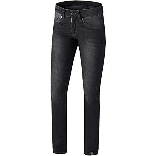 DYNAFIT Spodnie damskie 24/7 W jeansy czarny Jeans, Schwarz 42