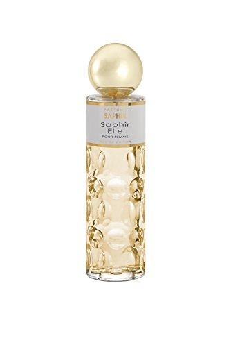 PARFUMS SAPHIR Elle - Eau de Parfum con vaporizador para Mujer - 200 ml