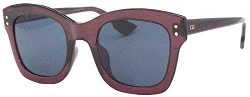 Dior Damen DIORIZON2 KU 0T7 Sonnenbrille, Violett (Plum Blue), 51