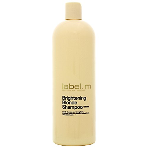 label.m Brightening Blonde Shampoo, 1000 ml