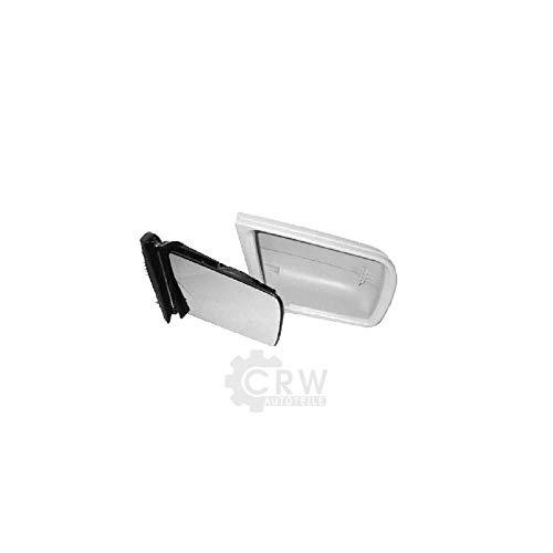 El. Espejo retrovisor derecho para W202 C 05/96-04/00